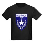USS GARCIA Kids Dark T-Shirt