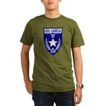 USS GARCIA Organic Men's T-Shirt (dark)