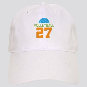 Volleyball player number 27 Cap