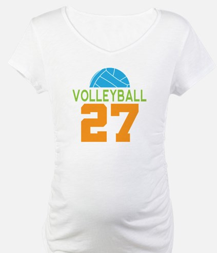Volleyball player number 27 Shirt