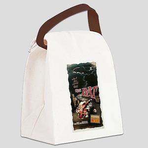 the bat Canvas Lunch Bag