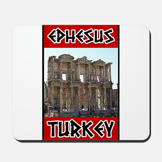 Ephesus Turkey Mousepad