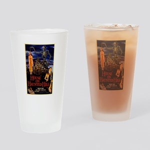house on haunted hill Drinking Glass