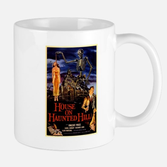 house on haunted hill Mugs