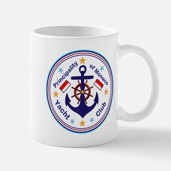 Monaco Yacht Club Mugs