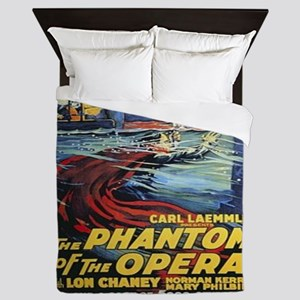 the phantom of the opera Queen Duvet