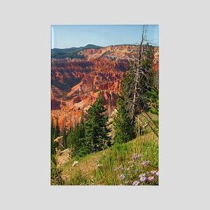 Cedar Breaks Utah Rectangle Magnet