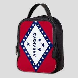 Arkansas 2 Neoprene Lunch Bag
