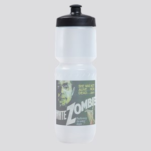 white zombie Sports Bottle