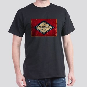 Arkansas State Flag VINTAGE T-Shirt