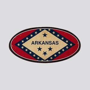 Arkansas State Flag VINTAGE Patches
