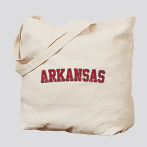 Arkansas - Jersey Tote Bag