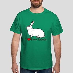 I Heart Hotot Rabbits T-Shirt