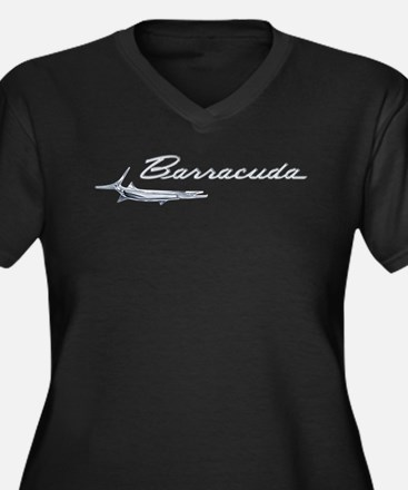 2-Barracuda logo -tee Plus Size T-Shirt