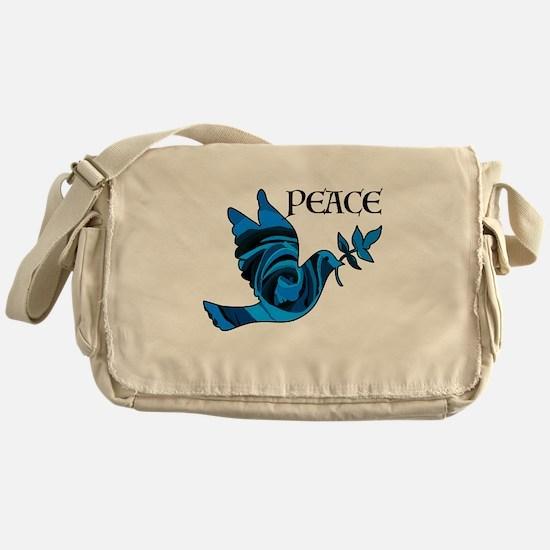 Think Zen Messenger Bag