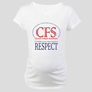 CFS Respect Maternity T-Shirt