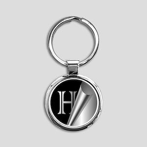 Steel Peel H Keychains