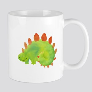 Cute Dinosaur Mugs