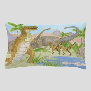 Dinosaur Pillow Case