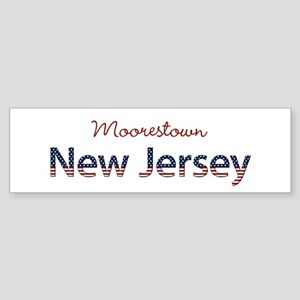 Custom New Jersey Bumper Sticker