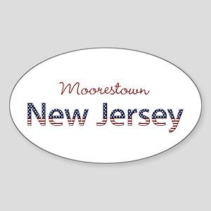 Custom New Jersey Sticker
