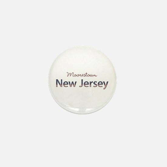 Custom New Jersey Mini Button