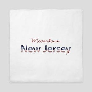 Custom New Jersey Queen Duvet