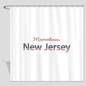 Custom New Jersey Shower Curtain