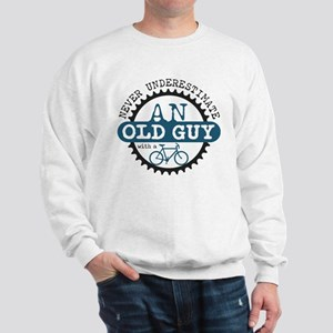 Old Guy Sweatshirt