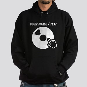 Custom Spinning A Record Hoodie