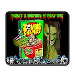 Zombie Chunks Mousepad