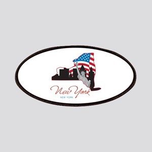 NEW York Patches