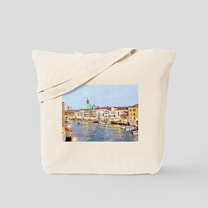 Buonasera Venezia Tote Bag