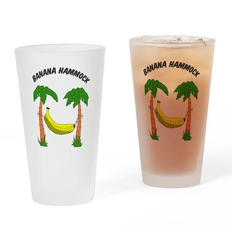 banana hammock drinking glass banana hammock drinkware   cafepress  rh   cafepress