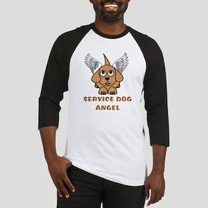 SERVICE DOG ANGEL Baseball Jersey