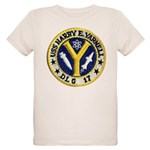 USS HARRY E. YARNELL Organic Kids T-Shirt