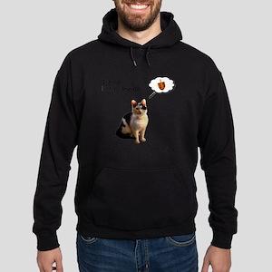 Hanukkah Dreidel Cat Sweatshirt