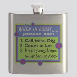 When In Doubt Flask