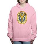 USS HARRY E. YARNELL Women's Hooded Sweatshirt