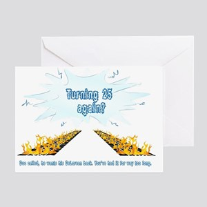 Back future greeting cards cafepress back to the future birthday card greeting card m4hsunfo