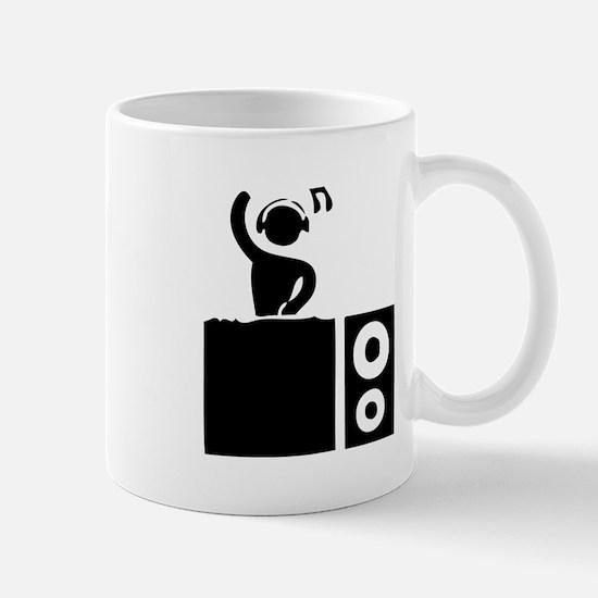 DJ Booth Mugs