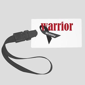 Warrior Luggage Tag