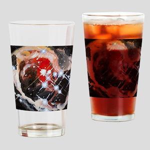 Monocorotis Drinking Glass