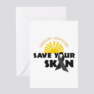 Support . Advocate Greeting Cards