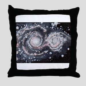 Whirlpool-Galaxie Throw Pillow