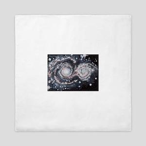 Whirlpool-Galaxie Queen Duvet