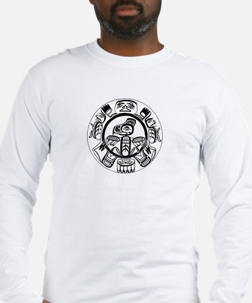 Pacific NW Design 1 Long Sleeve T-Shirt