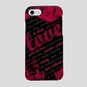 Breathe ... Love iPhone 7 Tough Case