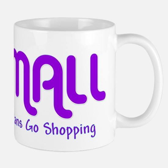 Decimall Mathematicians Shop Mug
