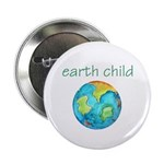 "Earth Child 2.25"" Button (100 pack)"